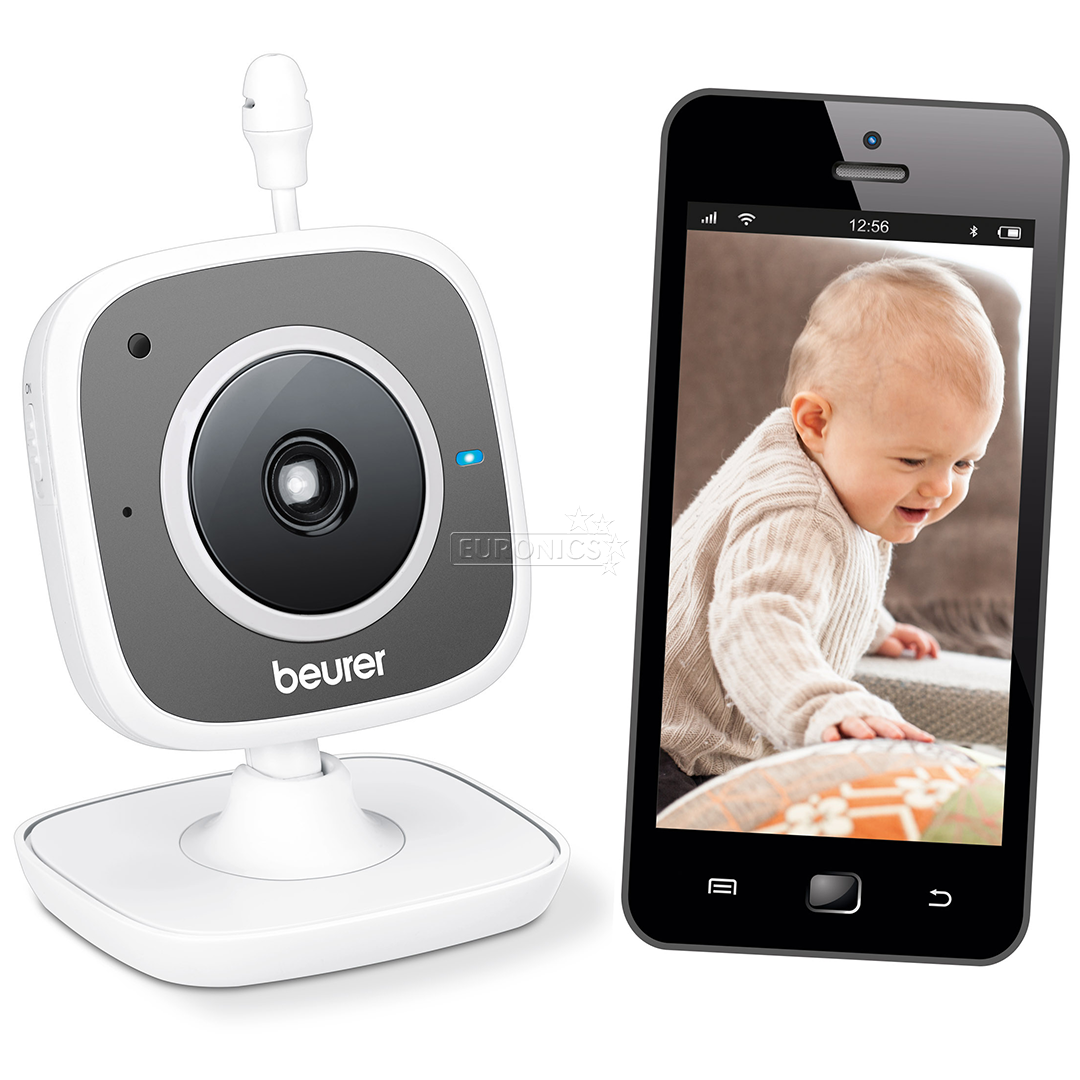 ee0ed0c34ce ... Baby monitor BY88 Wifi, Beurer ...