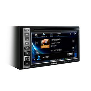 Multimeedia ressiiver INE-W990BT, Alpine