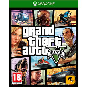 Xbox One mäng Grand Theft Auto V