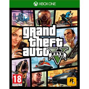 Xbox One mäng Grand Theft Auto V