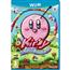 Nintendo WIi U mäng Kirby and the Rainbow Paintbrush