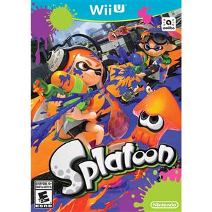 Nintendo Wii U mäng Splatoon