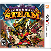 3DS mäng Code Name: S.T.E.A.M.