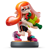 Wii U Amiibo Inkling Girl, Nintendo