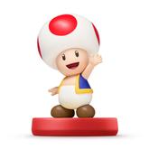 Wii U Amiibo Toad, Nintendo