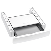 Mounting bracket with drawer Miele