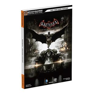 Batman Arkham Knight raamat, BradyGames