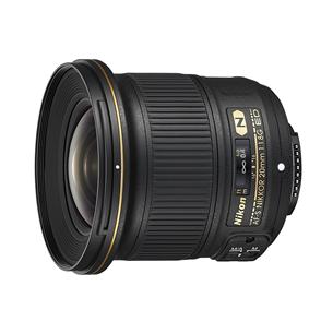 Objektiiv AF-S NIKKOR 20mm f/1.8G ED, Nikon