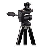 Adapter GoPro seikluskaamerate statiivile Hama