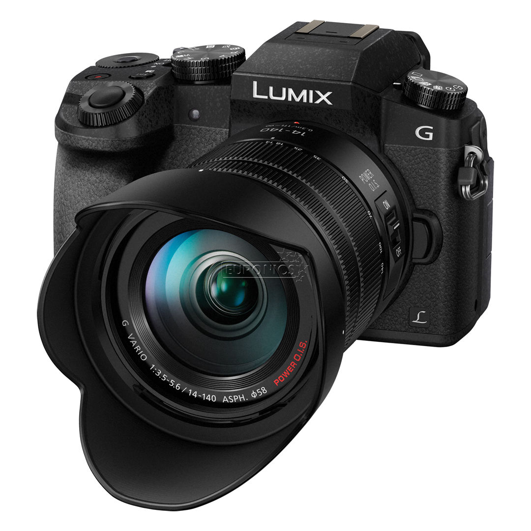 Hybrid Camera Lumix G7 Lumix G Vario 14 140mm Panasonic