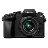 Hybrid camera Panasonic LUMIX G7 + LUMIX G Vario 14-42mm