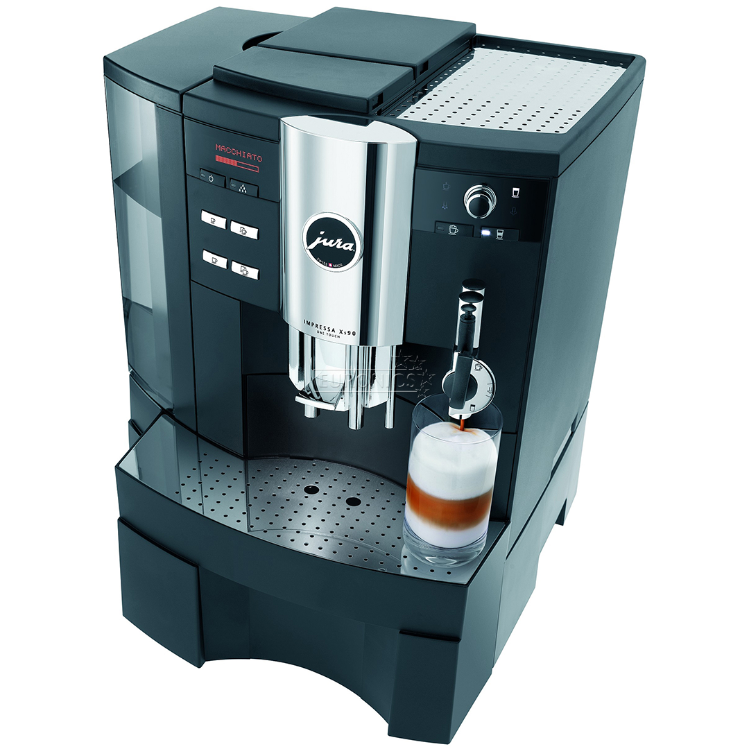 espresso machine impressa xs9 professional jura 13725. Black Bedroom Furniture Sets. Home Design Ideas