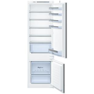 Интегрируемый холодильник Bosch LowFrost (высота 178 см)