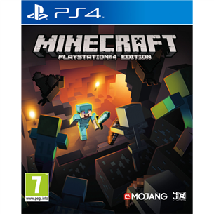 PS4 mäng Minecraft: PS4 Edition