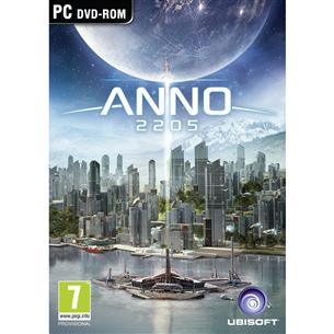 Arvutimäng Anno 2205
