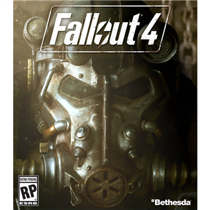 PS4 mäng Fallout 4