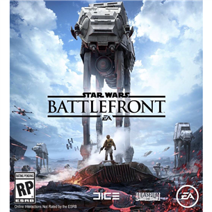 PS4 mäng Star Wars Battlefront