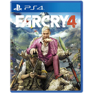 PlayStation 4 mäng Far Cry 4