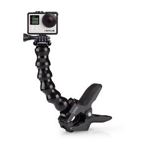 Kinnitusklamber Jaws: Flex Clamp, GoPro