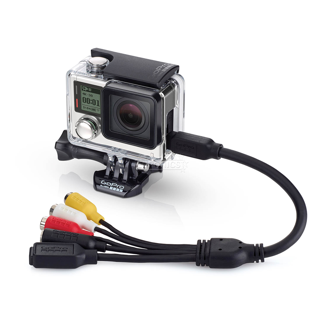 Gopro Cable Cam : Combo cable for hero cameras gopro ancbl