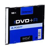 DVD+R toorik, Intenso