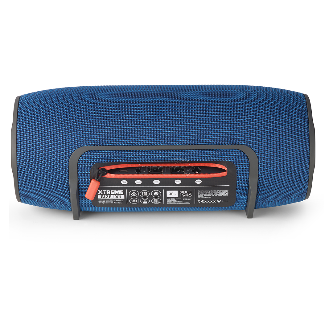 portable wireless speaker jbl xtreme jblxtremeblueu. Black Bedroom Furniture Sets. Home Design Ideas