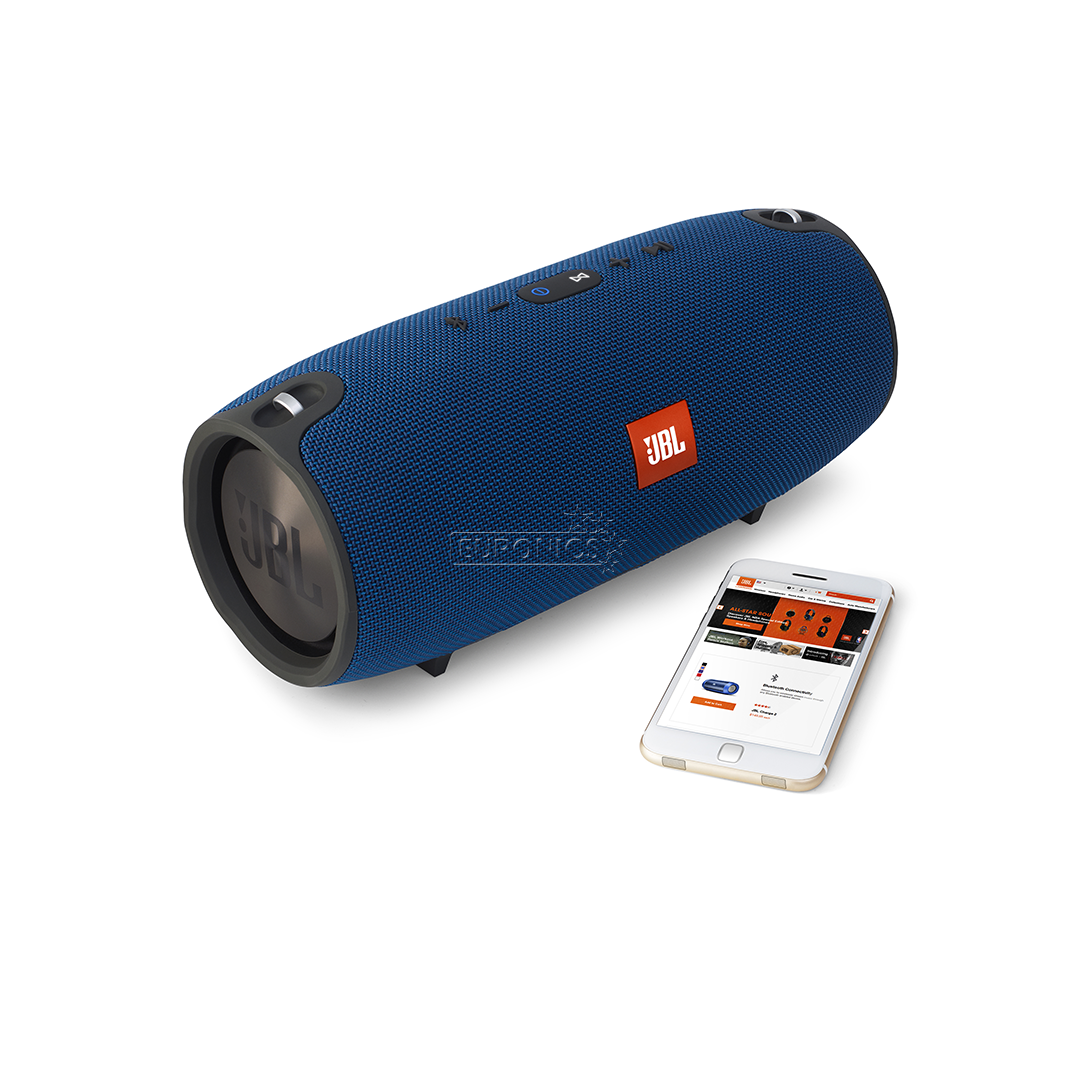 Portable Wireless Speaker Jbl Xtreme Jblxtremeblueu