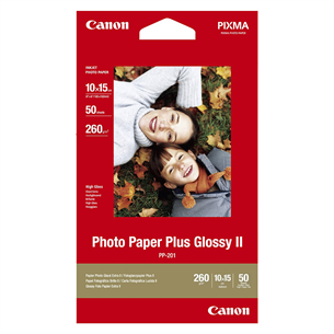 Fotopaber A6 Canon (50 lehte)