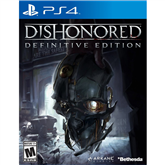 PS4 mäng Dishonored Definitive