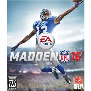 Xbox One mäng Madden NFL 16