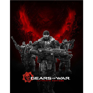 Xbox One mäng Gears of War: Ultimate Edition