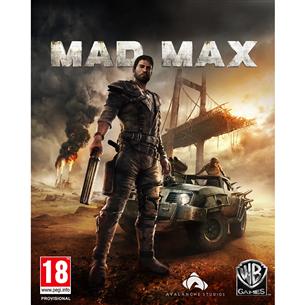 Arvutimäng Mad Max