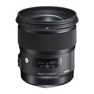 24mm F1.4 DG HSM Art lens for Sony, Sigma