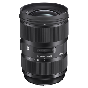 24-35mm F2 DG HSM Art lens for Nikon, Sigma