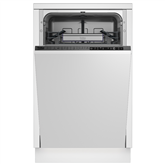 Built-in dishwasher, Beko / capacity: 10 place settings