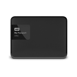 Väline kõvaketas My Passport Ultra, Western Digital / 3 TB