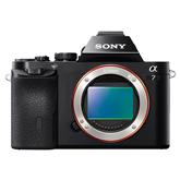 Peegelkaamera kere α7, Sony