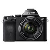 Peegelkaamera α7 + objektiiv FE 28-70mm F3.5-5.6 OSS, Sony