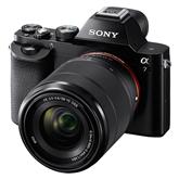 Peegelkaamera Sony α7 + objektiiv FE 28-70mm F3.5-5.6 OSS