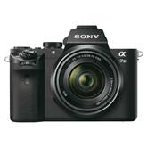 Peegelkaamera kere α7 II + objektiiv FE 28-70mm F3.5-5.6 OSS, Sony