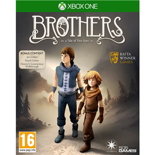 Xbox One mäng Brothers: A Tale of Two Sons