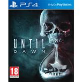 PS4 mäng Until Dawn