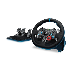 Racing wheel Logitech G29 for PS3 / PS4 / PC
