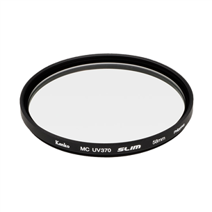 Mitmekihilise kattega UV-filter Kenko UV370 / 58 mm