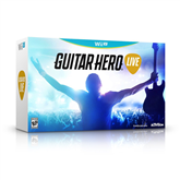 Wii U mäng Guitar Hero Live Bundle