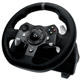 Racing wheel Logitech G920 for Xbox One / PC