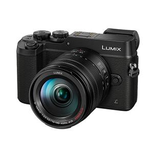 Hübriidkaamera Panasonic LUMIX DMC-GX8 + objektiiv LUMIX G VARIO 14-140 mm F3.5-5.6 ASPH.
