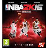 PS4 mäng NBA 2K16