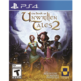 PS4 mäng The Book of Unwritten Tales 2