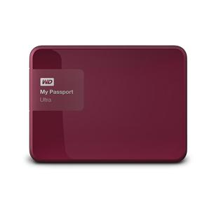 Väline kõvaketas My Passport Ultra, Western Digital / 500 GB